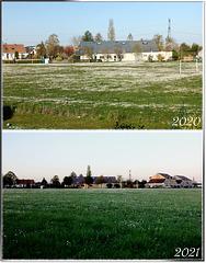Neiges de printemps / Spring snows - 2020-2021