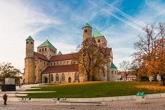 St. Michael, Hildesheim (345°)