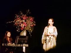 Korea kantistino Amira Chun kantas en Esperanto dum la 55-aj BET