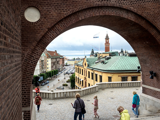 Helsingborg, Sweden >> HFF - HAPPY FENCE FRIDAY