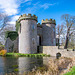 Wittington Castle gatehouse