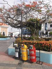 Le Panama se recycle