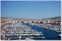Marseille - Le vieux port / Old port
