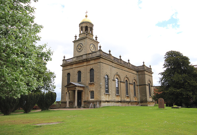St Michael and All Angels, Great Witley, Worcestershire