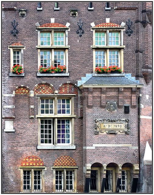 Amsterdam 1890 - (534)