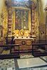 Rome - St. Maria Sopra Minerva Basilica side altar - 052214