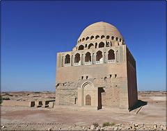 Merv (Turkmenistan)-Sultan Sanjar Mausoleum (1157)