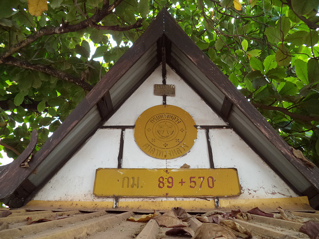 Abribus laotien