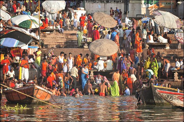 Le Gange : un sacré fleuve !