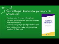 M. Malovec - Esperantlingvaj eldonejoj kaj bibliotekoj
