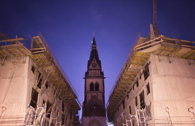 Umbau Christuskirche