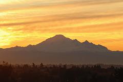 Mt Baker @ Dawn