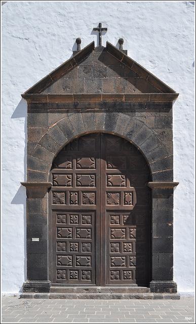 La Oliva - Iglesia de Nuestra Señora de la Candelaria