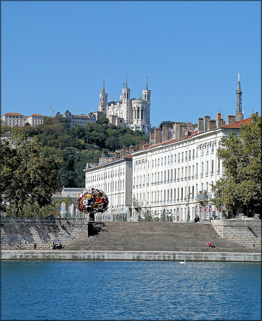 Lyon (69) 19 septembre 2019