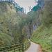 The gorge to the 'Peak cavern' - Castleton -