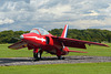 Gnat XR540 at Cotswold Airport - 14 September 2017