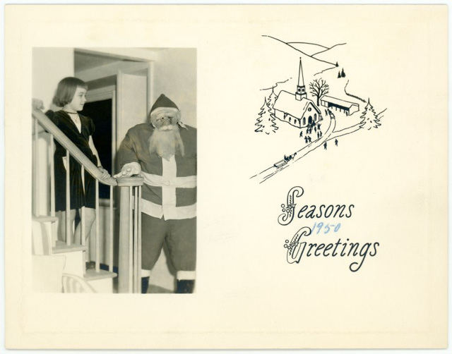 Season's Greetings, 1950