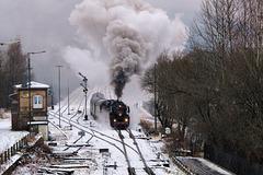 Nostalgische Bahnfahrt im Advent..., 12 PiPs