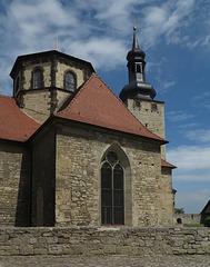 Burgkapelle der Festung Querenburg und Pariser Turm