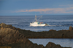 Lobster Boats and Rocks (1)