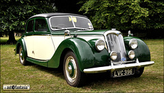 1952 Riley RMF - LVC 396