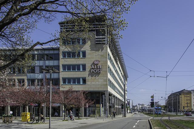 Chemnitz, Alte Post