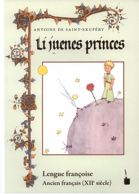 La Eta Princo. Malnova Franca