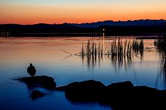 Angolo zen sul lago di Varese ...