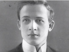 Sergei Lemeshev, en 1937, chante : Lensky Aria