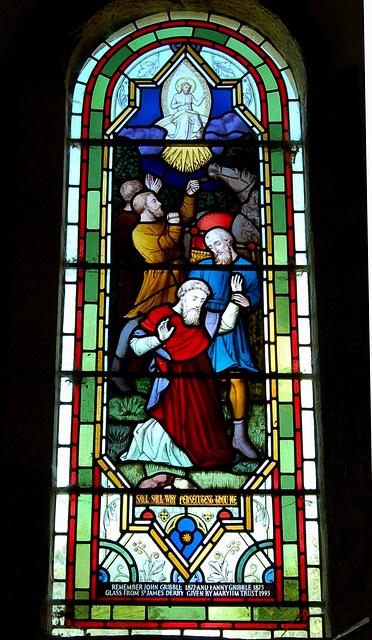 Whitwell Church, Derbyshire