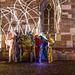 Night / Light Witches on Stilts