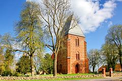 Kirch Stück, Dorfkirche