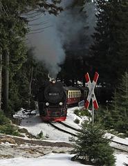 Kreuzung alte Bobbahn