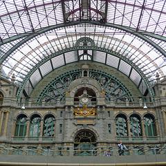 België: Antwerpen-Centraal