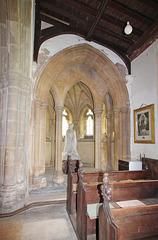 Flixton Church, Suffolk