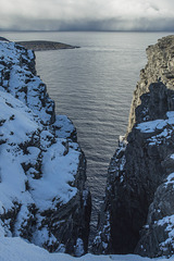 Cold North Cape View