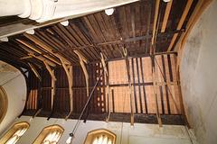 Roof Repairs, Flixton Church, Suffolk