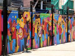 HFF von der Frenchmen Street in New Orleans (PiP)