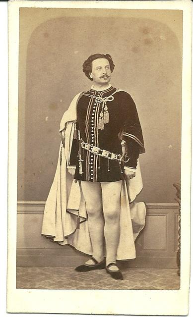 Jean Morere by Eugene de Paris