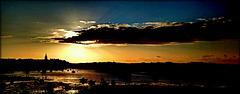 Roscoff sunset