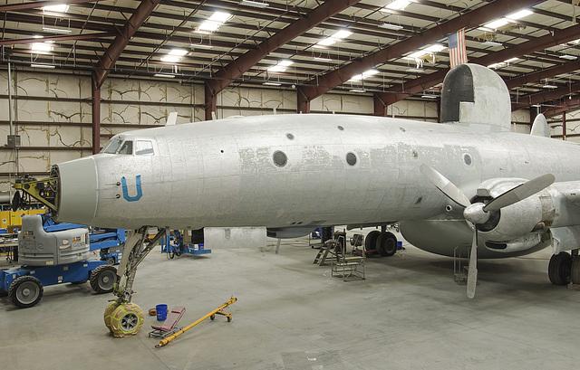 Lockheed EC-121T Warning Star 53-0554