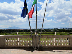 HFF vom Königspalast in Caserta/ Italien (2xPiP)