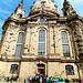 Dresden. Evangelische Frauenkirche. ©UdoSm