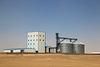 Factory in the desert