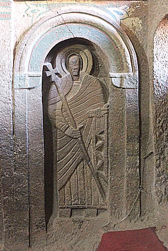 An Apostle - Lalibela