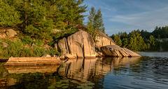 Morning on Charlton Lake II