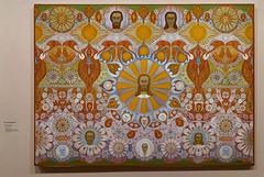 """La Toile jaune"" (Victor Simon - 1971)"
