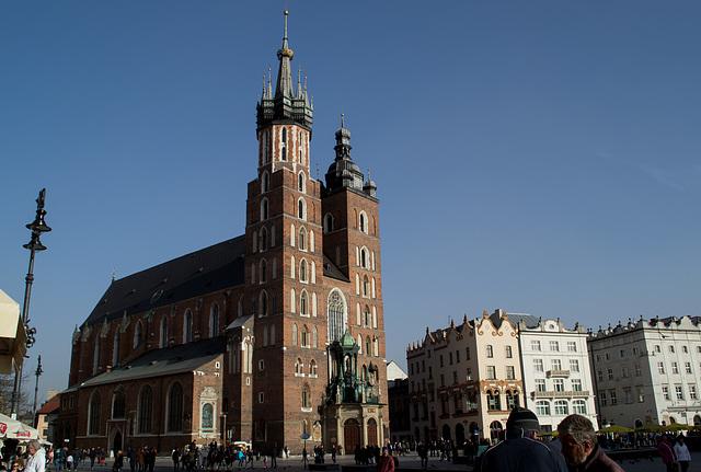 Poland, Krakow Rynek Główny  (#2278)