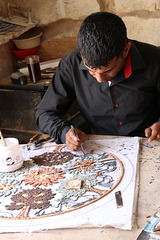 The mosaic maker