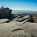 The gritstone rocks of... 'Back tor'